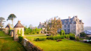 chateau de kerouartz
